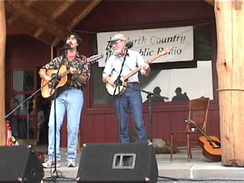 Pete Seeger - Live Concert - North Country Public Radio - Aug. 2000