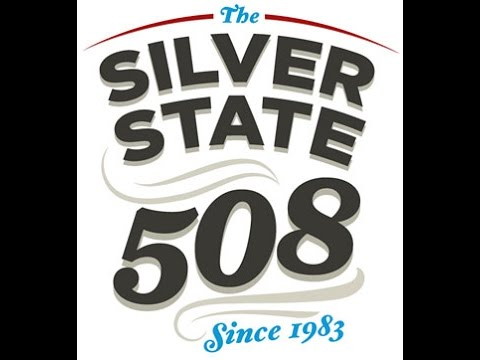 Silver State 508 - Bike Route Scout - Eureka to Reno - Time Lapse
