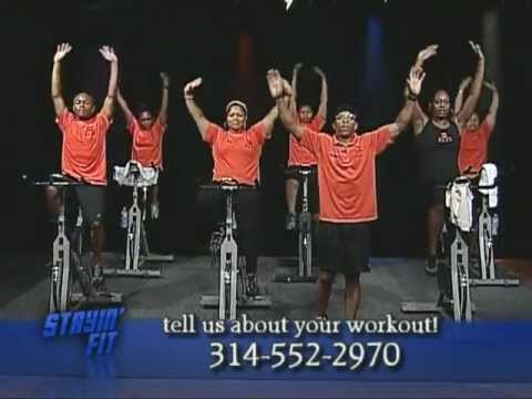 Stayin' Fit: Spin Class (with Briant Mitchell)