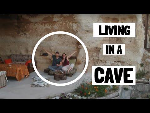 Wir LEBEN in einer HÖHLE! - Kappadokien, Höhlenroomtour
