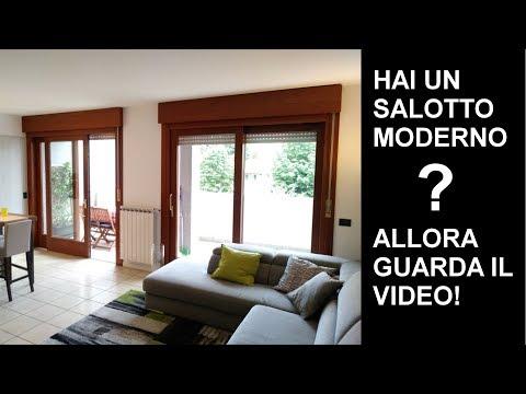 HAI UN SALOTTO MODERNO? ALLORA GUARDA QUESTO VIDEO!