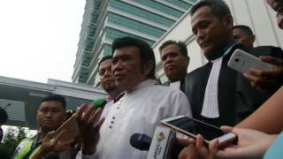 Video Rhoma Irama Hadiri Sidang Ridho Rhoma download MP3, 3GP, MP4, WEBM, AVI, FLV Oktober 2017