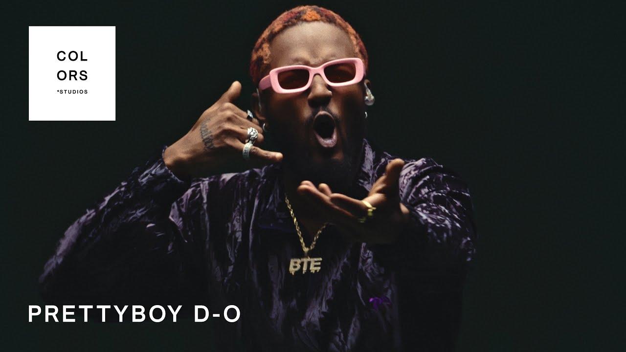 Prettyboy D-O | A COLORS ENCORE