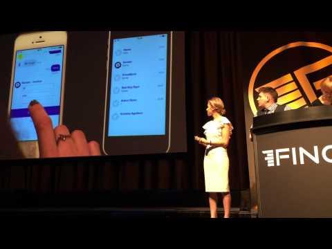 Sender.Mobi & PrivatBank - FinovateFall NY presentation 23.09.2014