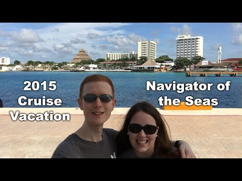 2015 Cruise on Navigator of the Seas