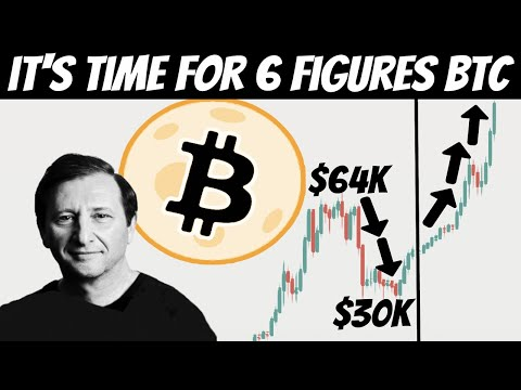 The Man Who Correctly Predicted $30k BTC Drop Now is Calling For 6 Figures Price and Bitcoin ETF!