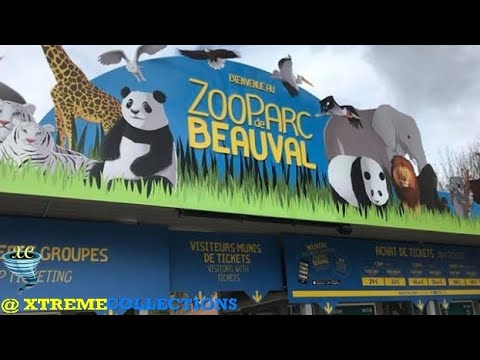 ZooParc de Beauval in Saint-Aignan, France