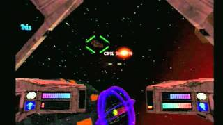 Colony Wars - PS1 Gameplay