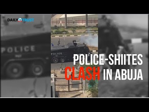 Police, Shiites clash in Abuja