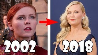Spider-Man (2002) Cast Famous Stars Then And Now ★ 2018