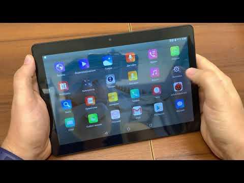 Обзор распаковка планшета MiXzo ME1023 3G + Чехол книжка