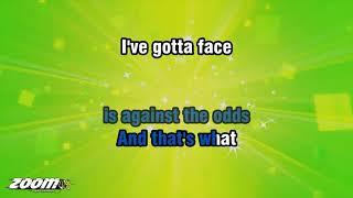 Download Mp3 Phil Collins Against All Odds Karaoke Version from Zoom Karaoke