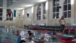 Танец живота в воде (аквааэробика с Инной Михедовой)