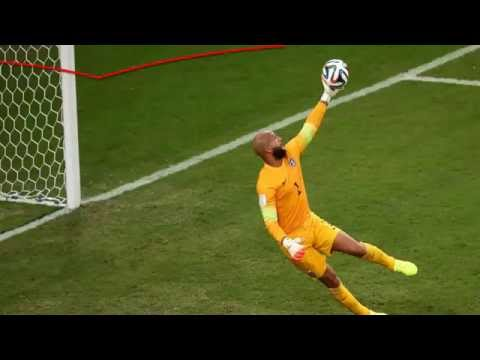Tim Howard Amazing Save USA vs Portugal World Cup 2014