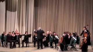 Tchaikovsky: Souvenir de Florence 3rd movement / Rachlevsky • Chamber Orchestra Kremlin