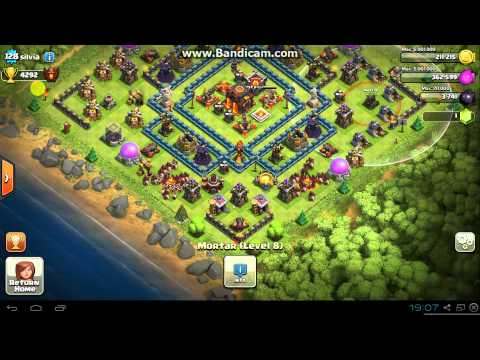 Clash Of Clans PC Gameplay [1080p]