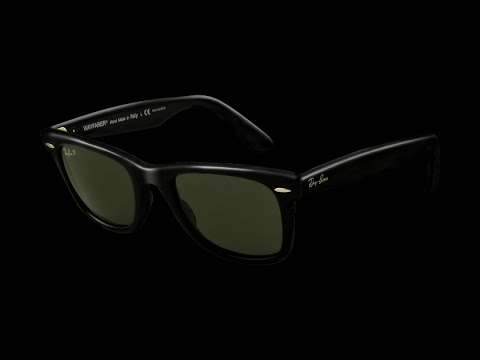 d01f2c5cce Ray Ban Wayfarer (2140) Unboxing - YouTube