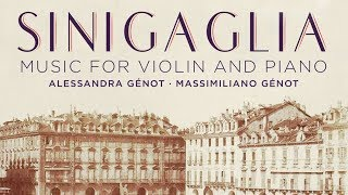Composers: leone sinigagliaartists: alessandra génot (violin), massimiliano (piano)online purchase or streaming (spotify, itunes, amazon music, deezer,...