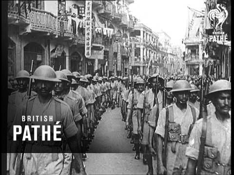 Britain's Gateway To Troubled China (1932)