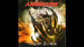 Watch Annihilator Invite It video