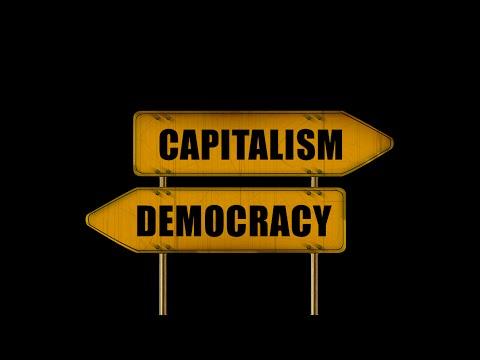 Risultati immagini per Capitalism vs. democracy