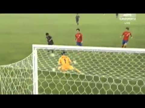Yoichiro Kakitani GOAL 日本VS韓国 Japan vs Korea 東アジアカップ East Asian Cup 2013