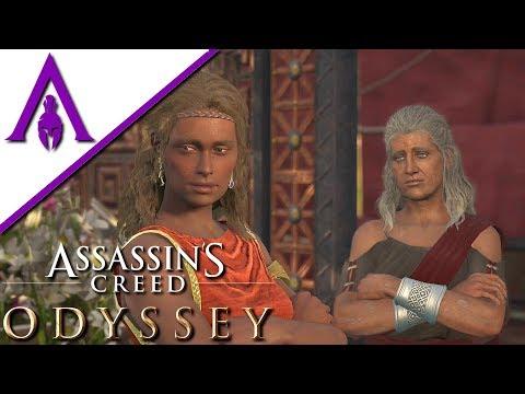 Assassin's Creed Odyssey #141 - Praxillas Bewunderer - Let's Play Deutsch thumbnail