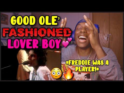 Queen - Good Old Fashioned Lover Boy [1977] REACTION! (ROCKSTAR FREDDIE WAS A PLAYER!)