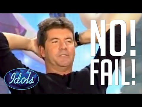 AUDITION FAILS On AMERICAN IDOL | 5 More That Went Wrong! Idols Global