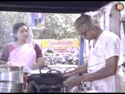 Beggar Comedy Scene Vinta Dongalu Telugu Movie
