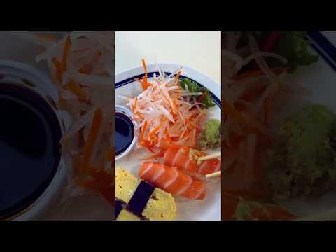 Eating Sushi 😋 - BANGKOK