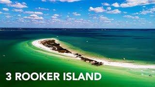 PERFECT FLORIDA BEACH GETAWAY 🏝️| THREE ROOKER ISLAND