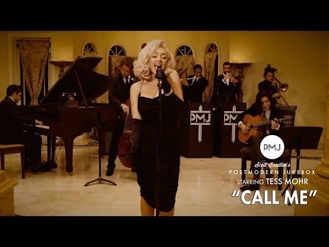 Call Me - Blondie (Marilyn Monroe Style Cover) Ft. Tess Mohr