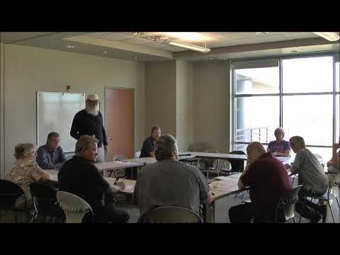 Pima County Election Integrity Commission on November 17, 2017
