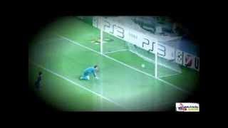 Messi All Goals In Champions League ● 2005-2013 ● جميع أهداف ميسي في دوري الأبطال
