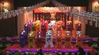 Publication Date: 2018-03-26 | Video Title: 「佛教林金殿紀念小學四十周年校慶典禮」群獅表演