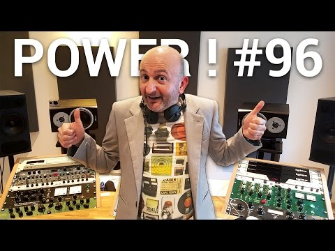 "La vérité sur le MP3 et l'audio 24 bits ""Hi-Res"" ! - Power! #96"