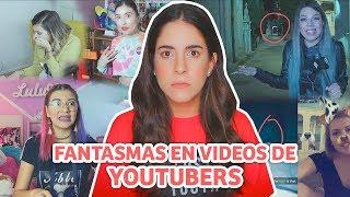 👻 FANTASMAS EN VIDEOS DE YOUTUBERS *PARTE 5* [ MES PARANORMAL ] | HeyEstee