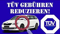 𝗧Ü𝗩 𝗚𝗲𝗯ü𝗵𝗿𝗲𝗻 𝗿𝗲𝗱𝘂𝘇𝗶𝗲𝗿𝗲𝗻 [Tutorial] Hauptuntersuchung   HU AU   TÜV Kosten reduzieren #𝗔𝘂𝘁𝗼