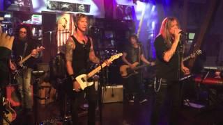 Duff McKagan Sebastian Bach Patience