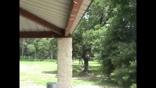 Austin Code Compliance - Picnic shelter at Garrison Park was it permited?