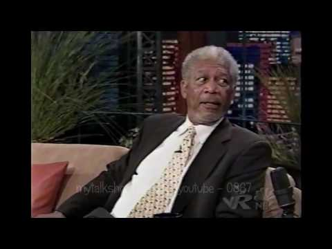 MORGAN FREEMAN'S FIRST LENO INTERVIEW