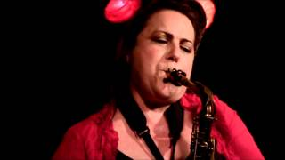 "Jersey Julie Band ""Don't Worry no More"" dans le Blues Café Live"