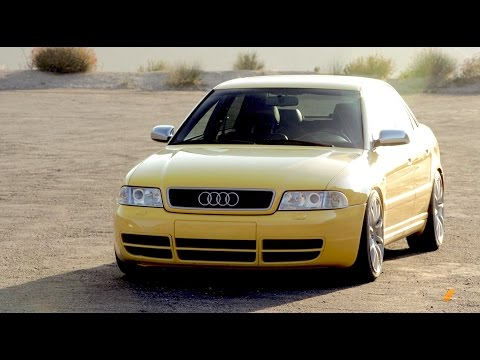 Audi B5 S4: A Legend Done Two Ways -- /TUNED