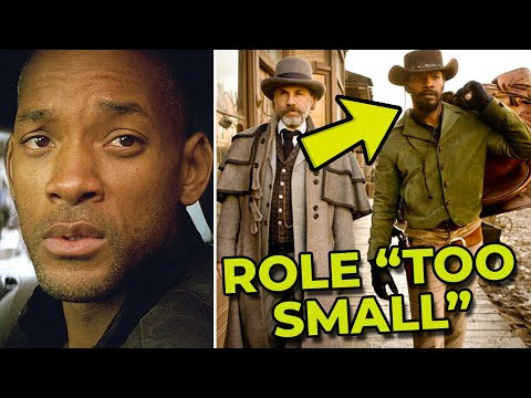 10 Actors Who Turned Down Iconic Roles For Stupid Reasons