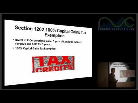 Tax Implications of Angel Investing
