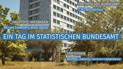 Ein Tag im Statistischen Bundesamt