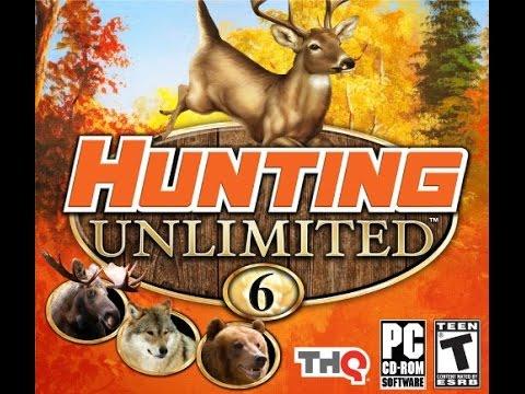 Видео обзор игры : Hunting Unlimited.