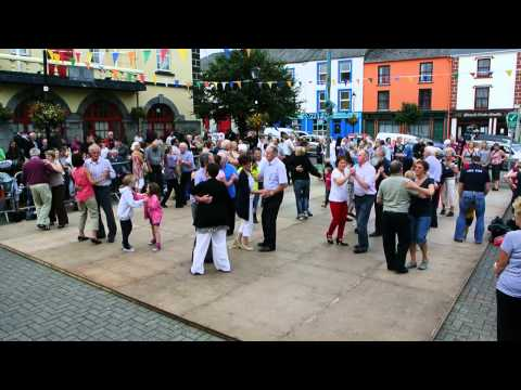 Waltz by Brian Ború in Kilrush