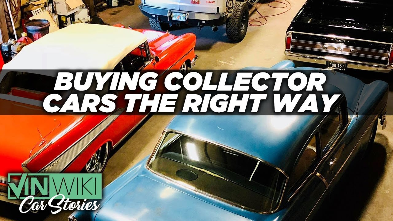 Passion to Profits: Buying Collector Cars the Right Way - YouTube